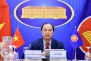 Hội nghị Quan chức cao cấp Diễn đàn khu vực ASEAN