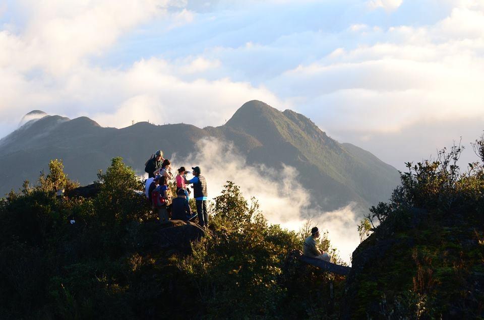 Chinh phục đỉnh Ky Quan San - Bát Xát (Lào Cai)