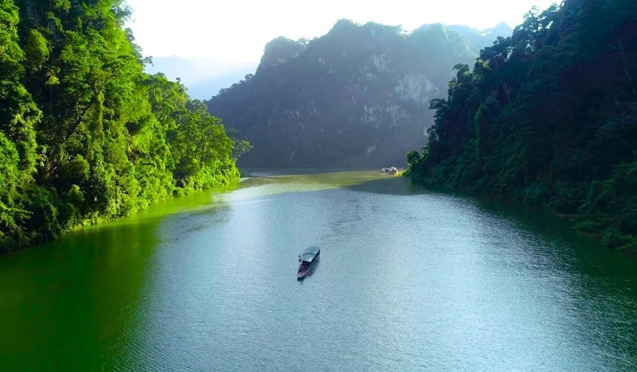 Bắc Mê, Hà Giang - Điểm du lịch sinh thái hấp dẫn