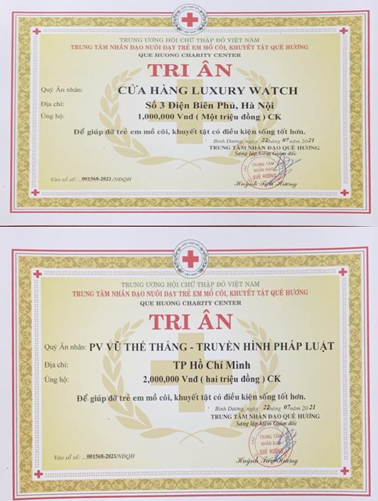Phong tỏa do Covid -19,  Trung tâm nhân đạo Quê Hương (Bình Dương) khẩn khoản sự giúp đỡ
