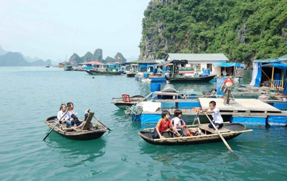 Làng chài cổ nhất Việt Nam trên đảo Ngọc
