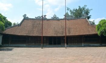 Đình Lâu Thượng - Di tích lịch sử văn hóa nổi bật của tỉnh Phú Thọ