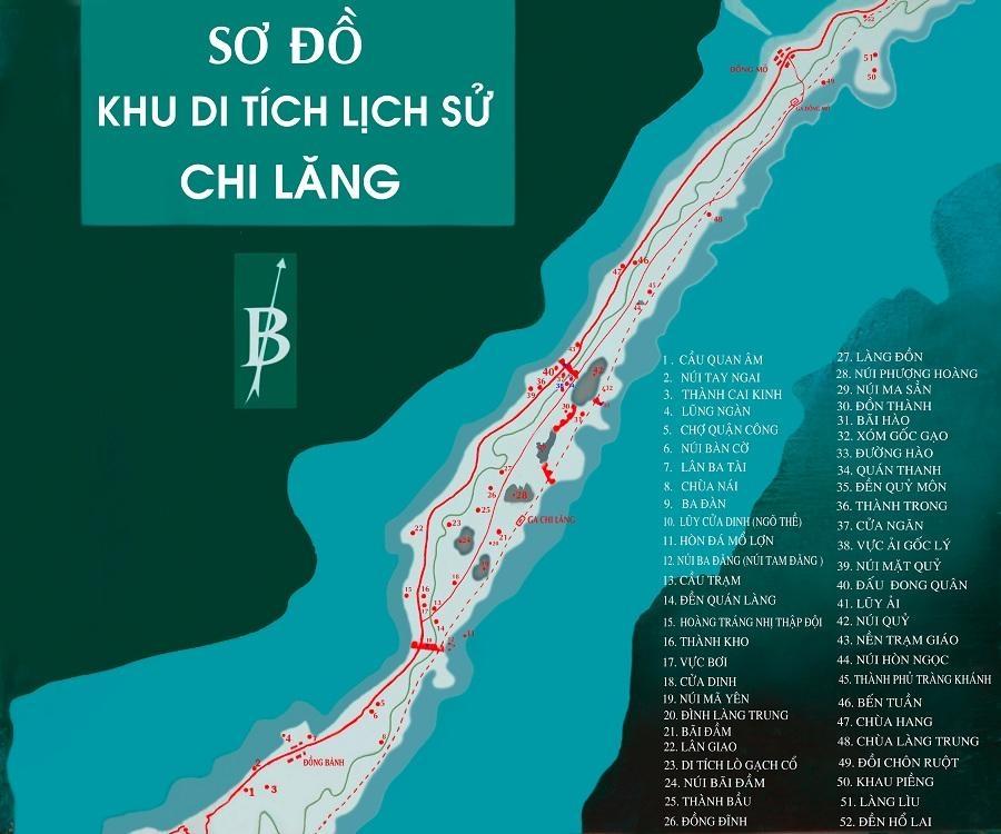 Khu di tích lịch sử Chi Lăng: