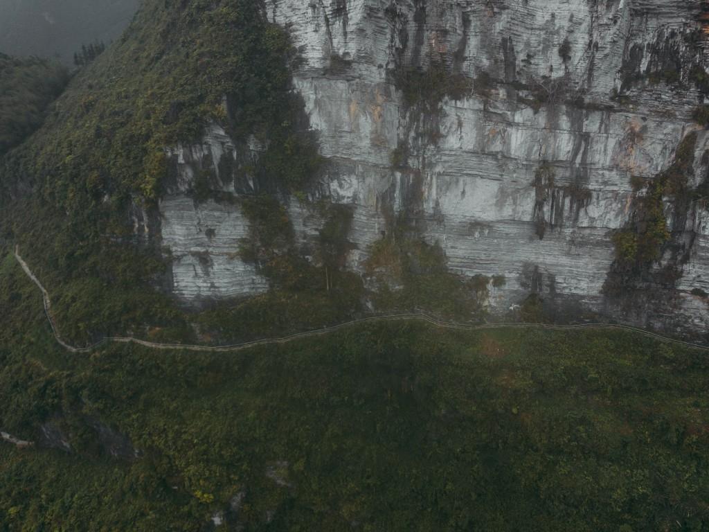 Khám phá điểm đến Vách đá trắng - Cung đường chân mây