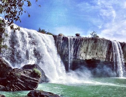 Thác Dray Nur - Vẻ đẹp hùng vĩ giữa núi rừng Tây Nguyên