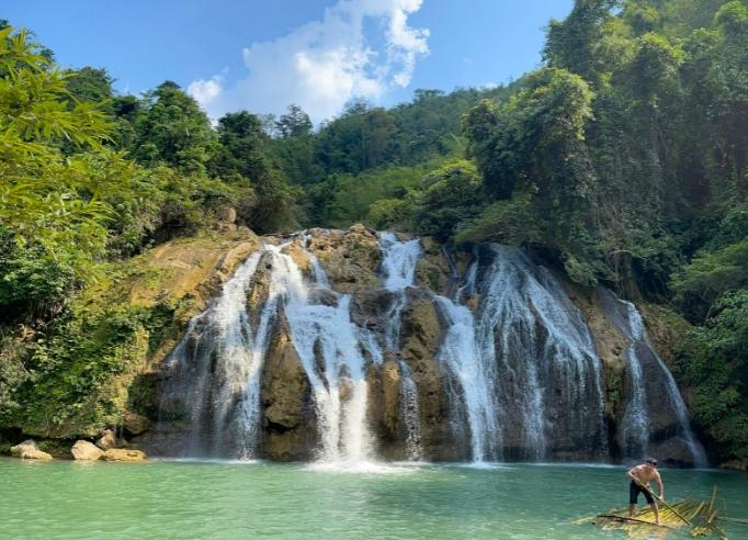 Quảng Trị: Đầu tư xây dựng Khu Du lịch sinh thái thác Ba Vòi và Brai - Tà Puồng