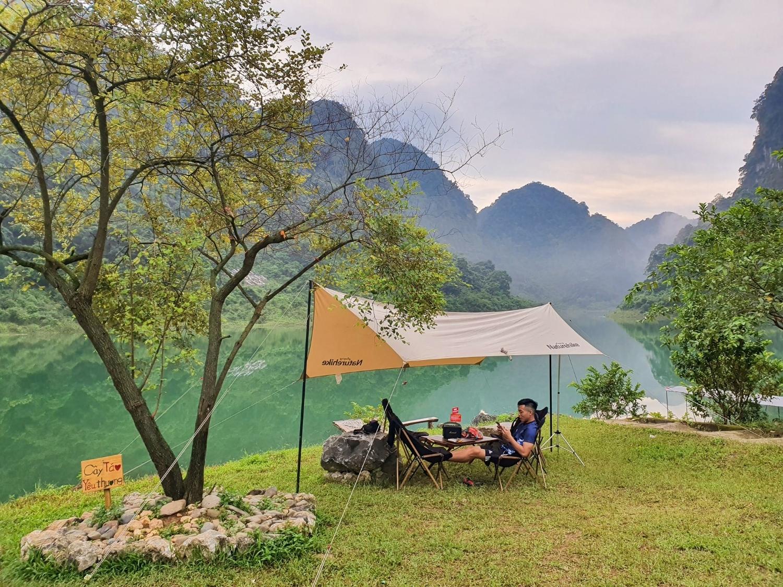 Cắm trại ở Cao Bằng - Trải nghiệm nên thử giữa đại ngàn