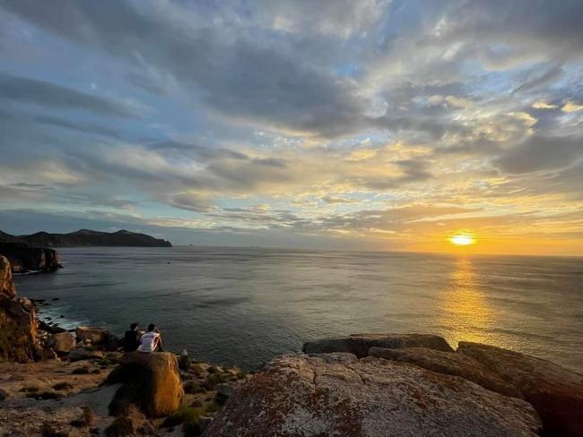 Gành Bắc Nhơn Hải trong vẻ đẹp nguyên sơ