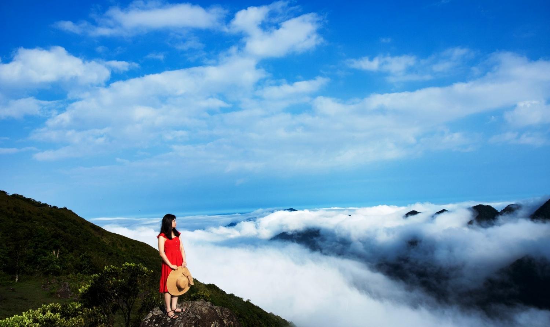 Khám phá núi Cao Ly ở Bình Liêu