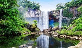 Vẻ đẹp hấp dẫn của Khu dự trữ sinh quyển Cao nguyên Kon Hà Nừng