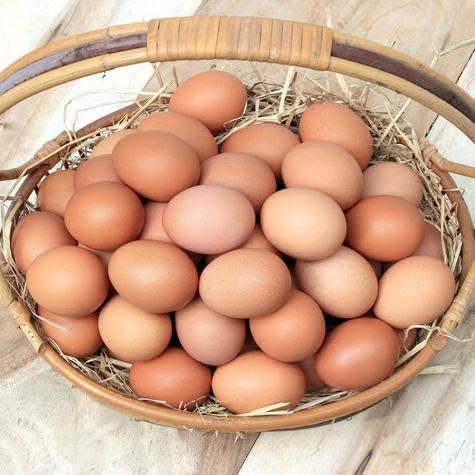 Những cách đơn giản bảo quản trứng được tươi lâu hơn