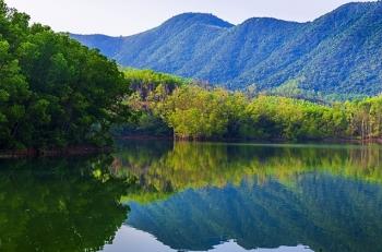 Hồ Cây Khế - Bức tranh sơn thủy hữu tình