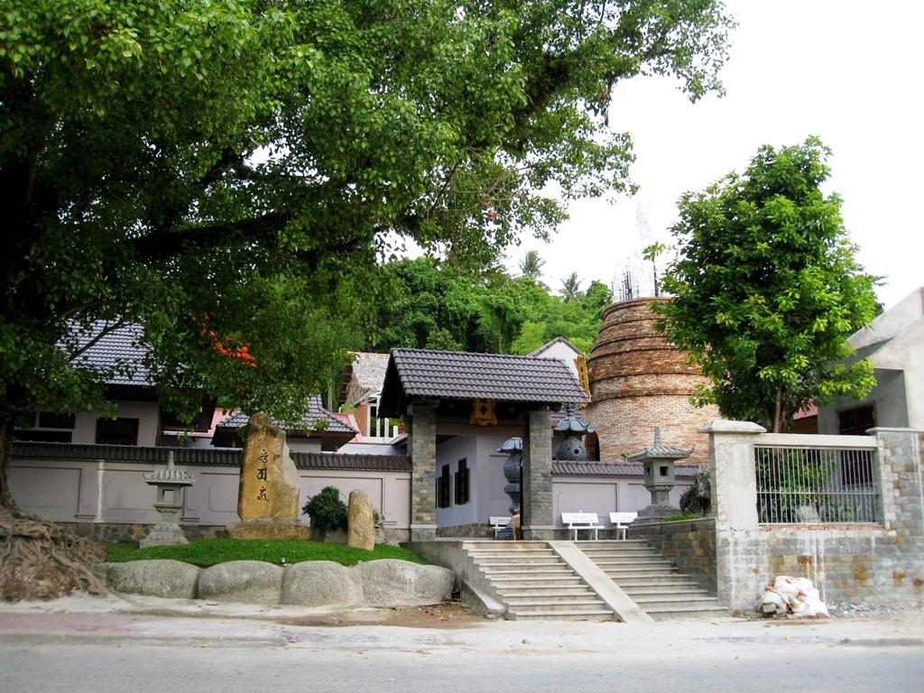 Ngôi chùa độc đáo nơi cuối đất phương Nam