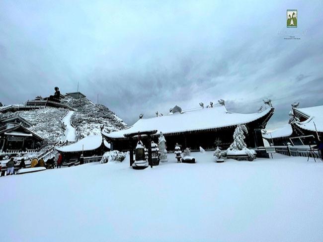 Sa Pa sẽ tổ chức Lễ hội Tuyết 2021
