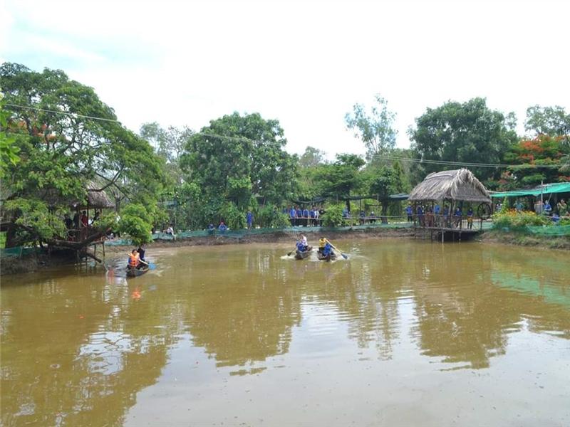 kham pha khu du lich sinh thai vuon chim bac lieu