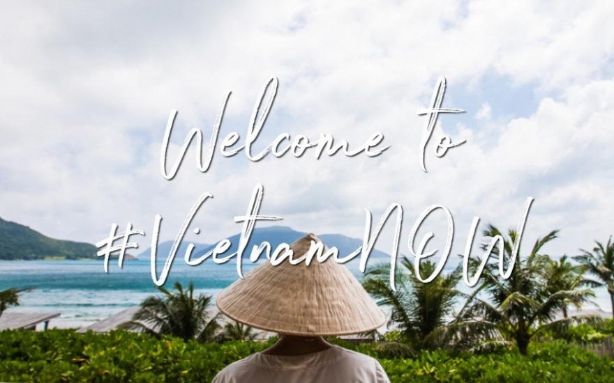 vietnamnow chien dich truyen thong huong toi khach quoc te voi nhung san pham du lich mang dang cap the gioi
