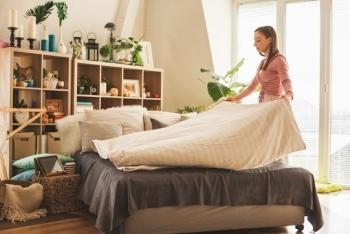 Mẹo giúp phòng ngủ không bị ẩm mốc