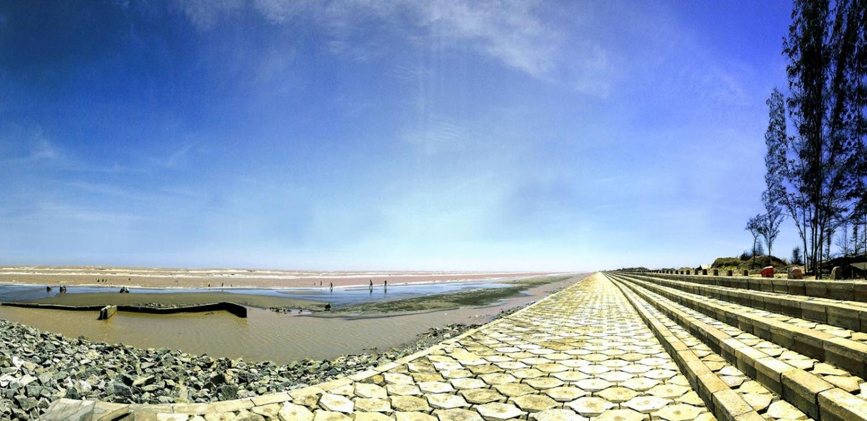 Thăm biển Ba Động