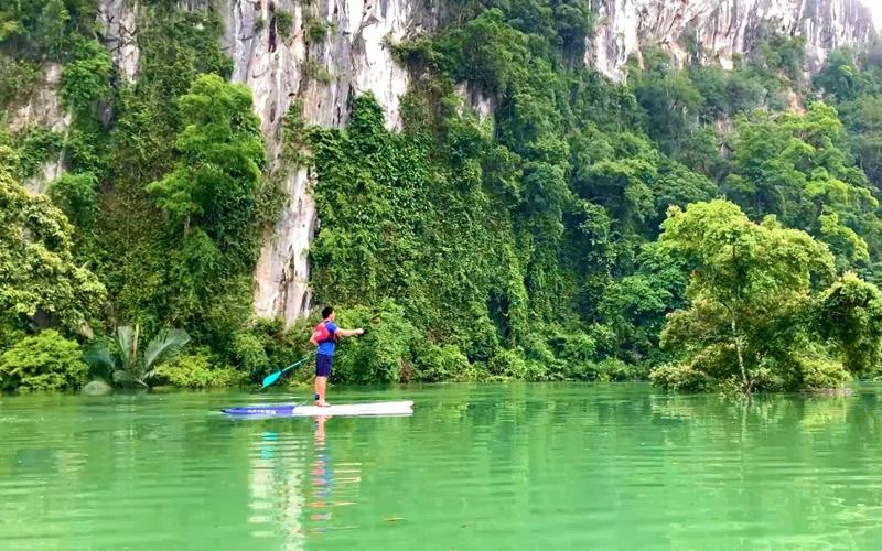 Quảng Bình tổ chức chương trình du lịch trọn gói đón khách từ vùng vàng, vùng xanh