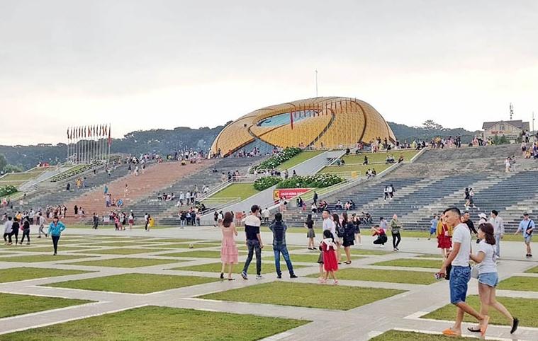 Lâm Đồng mở cửa trở lại hoạt động du lịch