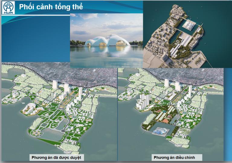 Hà Nội: Điều chỉnh cục bộ Quy hoạch phân khu đô thị khu vực Hồ Tây và vùng phụ cận
