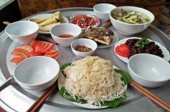 Các món ăn ngon từ măng rừng của người Thái Sơn La