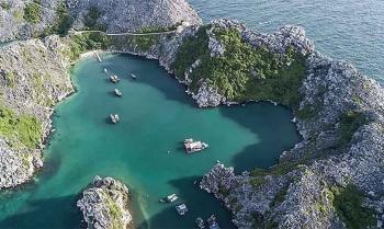 Những vịnh, đảo đẹp ''như mơ'' ở Hải Phòng