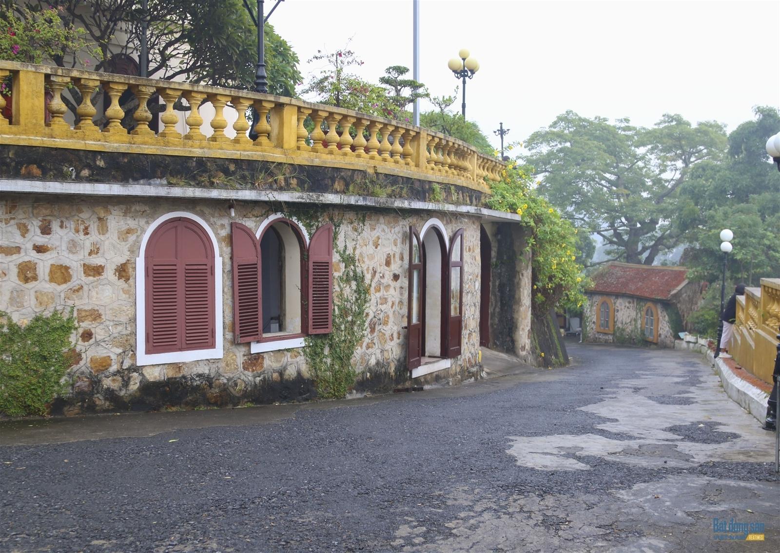Chiêm ngắm vẻ đẹp dinh thự Vua Bảo Đại ở Đồ Sơn -Hải Phòng