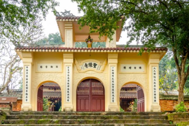 Ngôi chùa lưu giữ bộ tượng Thập bát La Hán bằng đồng cổ nhất