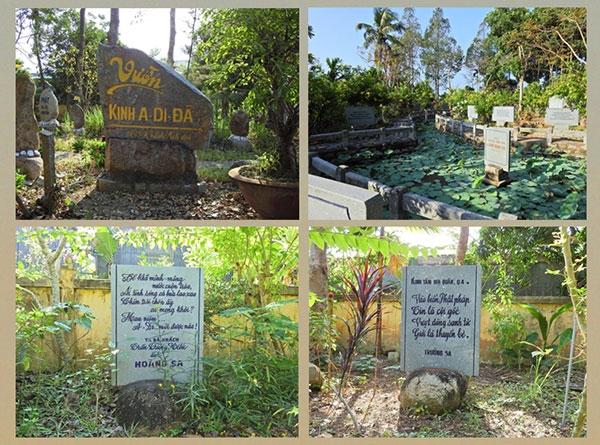 Vườn kinh đá độc nhất vô nhị ở miền Tây