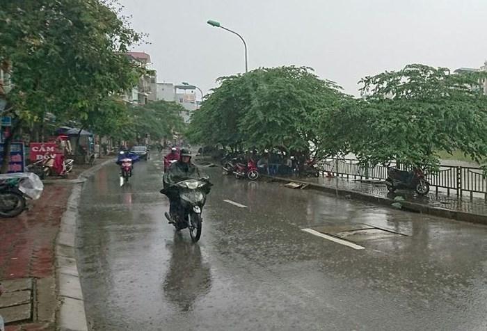 Dự báo thời tiết hôm nay 5/5/2021: Mưa dông trên cả nước