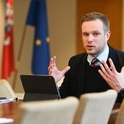 """Đối với Lithuania, thỏa thuận về đường ống Nord Stream 2 là một """"sai lầm"""""""