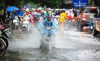 Thời tiết hôm nay 22/7/2021: Bắc Bộ mưa to; đề phòng lốc, sét, gió giật mạnh