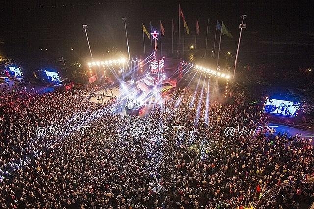 festival bien 2018 sap dien ra tai vung tau