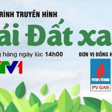 pv gas dong hanh cung chuong trinh trai dat xanh