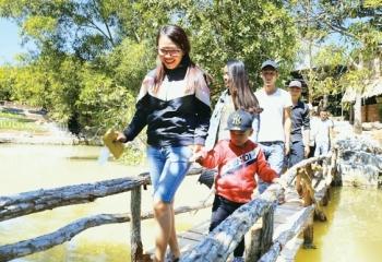 Đến với cảnh đẹp Ninh Sơn