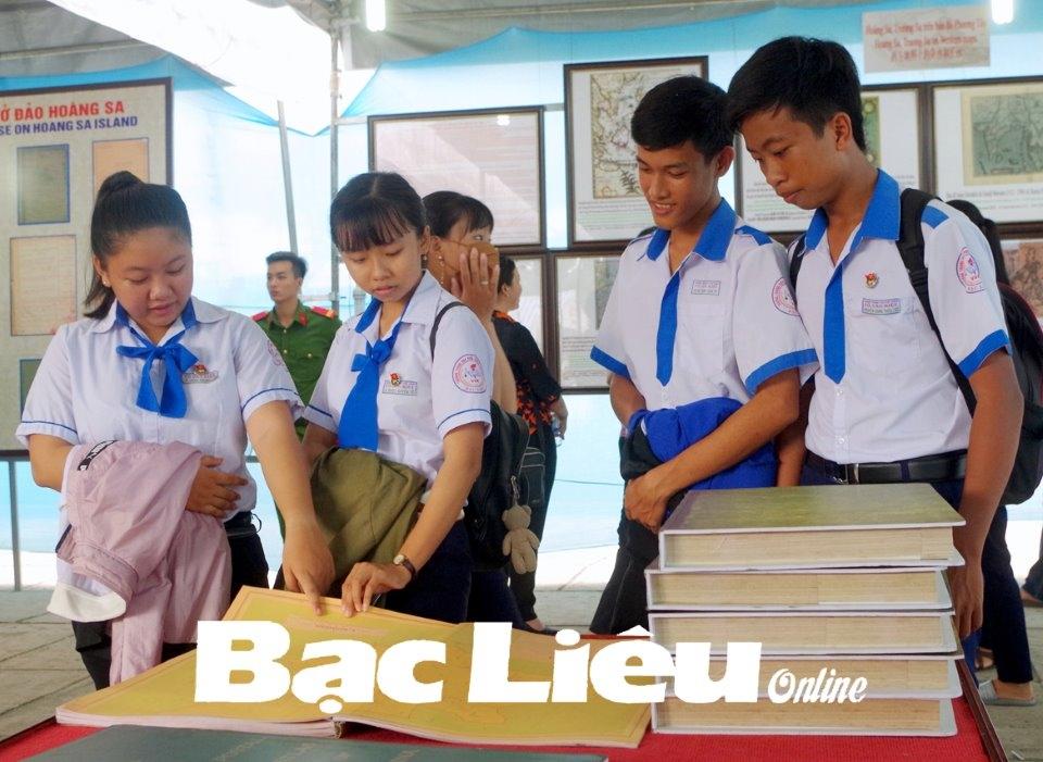 Giáo dục về bảo vệ chủ quyền biển đảo cho thanh niên