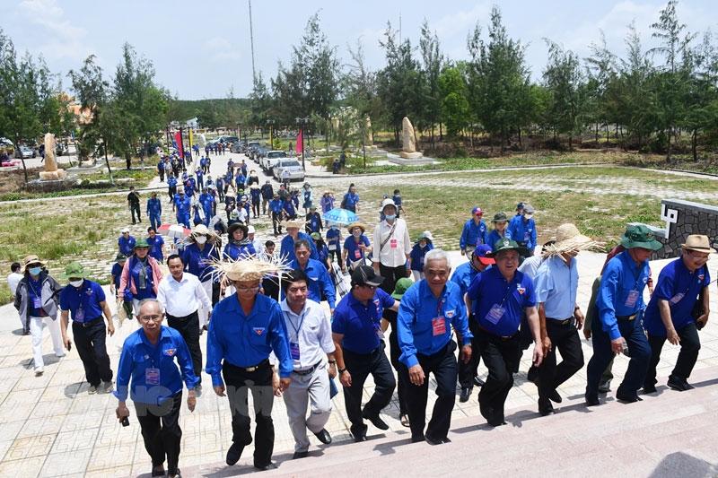 Bến Tre tiên phong mở đường, mở bến tuyến đường Hồ Chí Minh trên biển