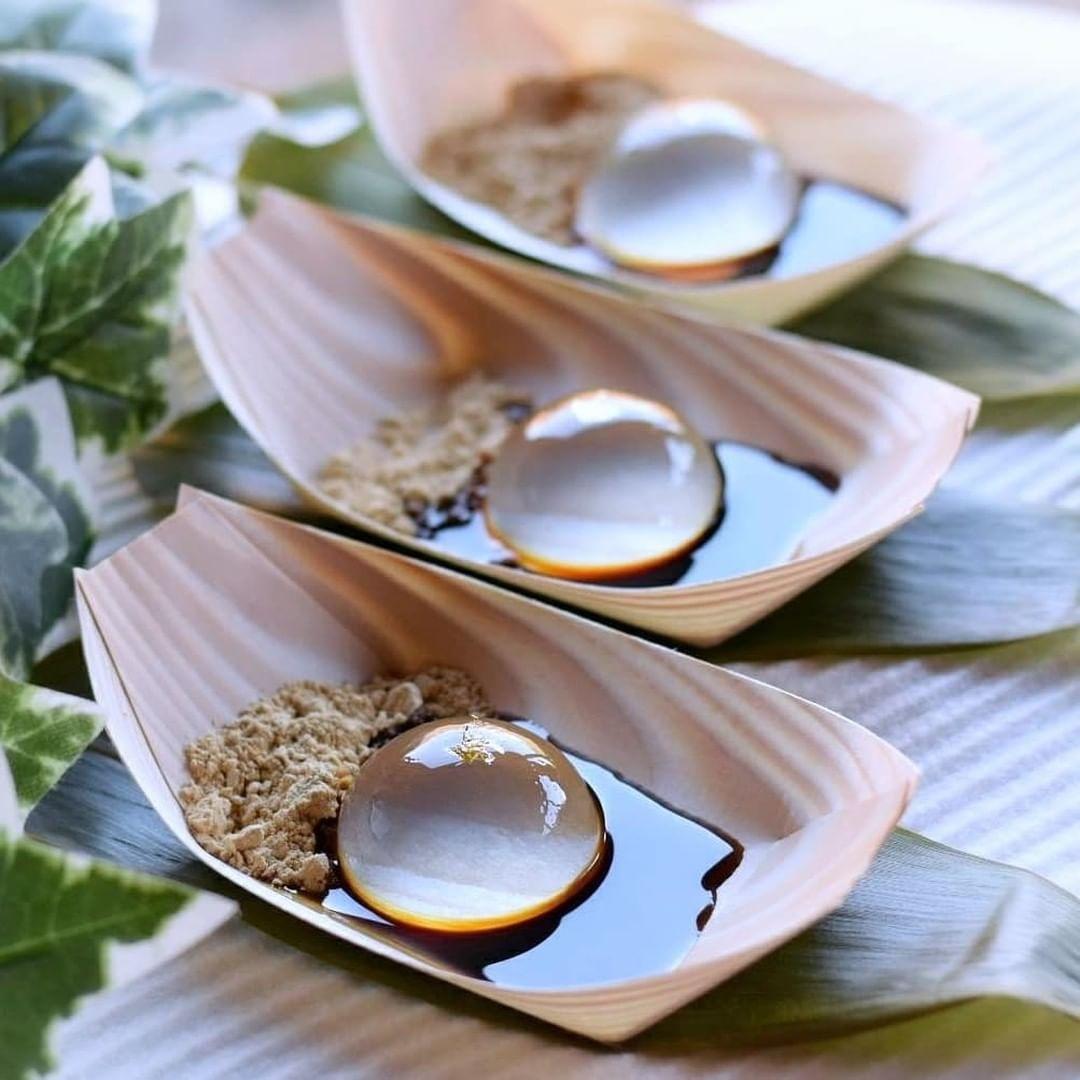 Bánh Mochi giọt nước   Sự sáng tạo ẩn trong văn hóa ẩm thực Nhật Bản