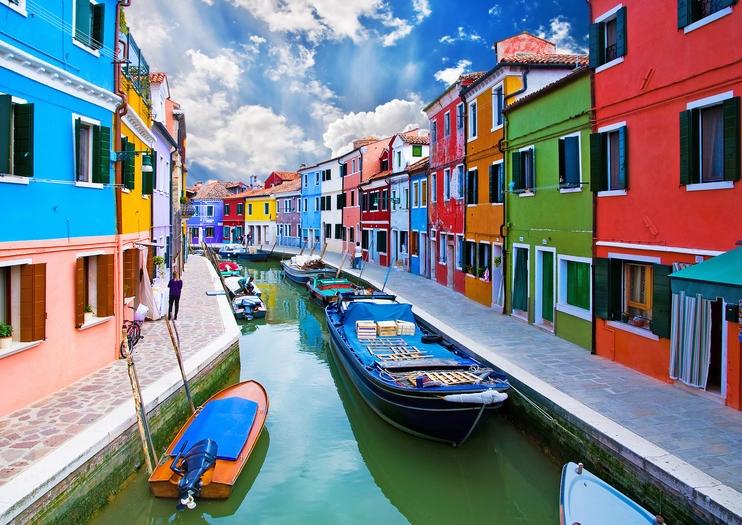 Ghé thăm Burano - Ngôi làng rực rỡ sắc màu của nước Ý