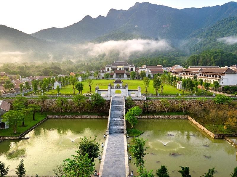 Khám phá không gian văn hóa cách đây 700 năm dưới núi thiêng Yên Tử