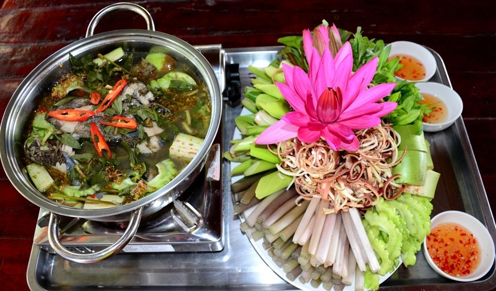 Đặc sản U Minh vào top 100 món ăn đặc sản Việt Nam