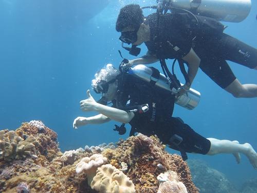 Quảng Ngãi: Về Lý Sơn khám phá núi lửa và san hô trong lòng đại dương