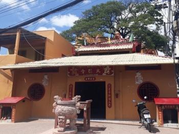 Ngôi chùa không thờ Phật ở Sóc Trăng