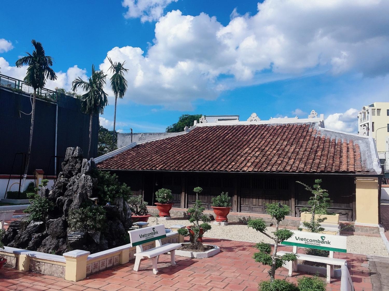 Nhà cổ Trần Văn Hổ ở đường Bạch Đằng, phường Phú Cường, TP Thủ Dầu Một