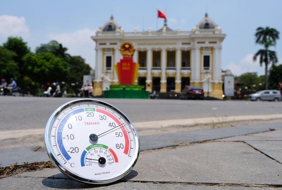 Thời tiết hôm nay 19/6/2021: Bắc Bộ và Trung Bộ tiếp tục chìm trong nắng nóng hơn 40 độ