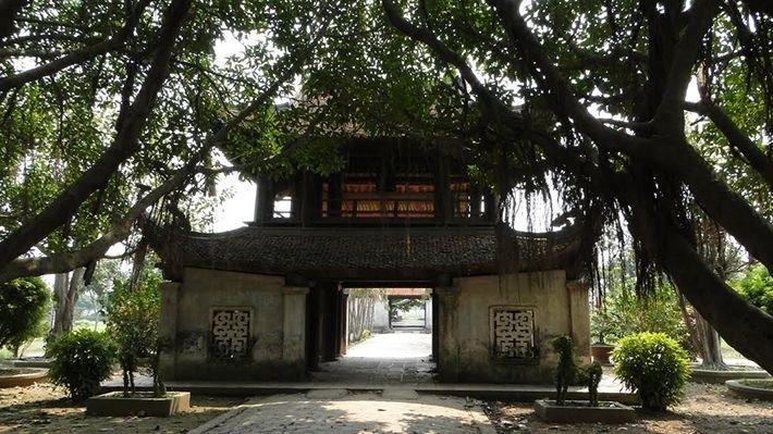 Chùa Bút Tháp - Kiến trúc cổ độc đáo vùng Kinh Bắc