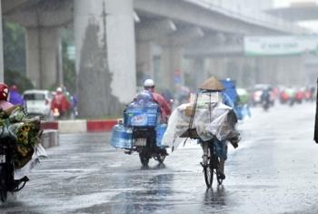 Thời tiết hôm nay 23/7/2021: Bắc Bộ và Bắc Trung Bộ mưa to