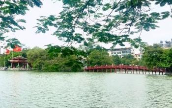 Cầu Thê Húc - Biểu tượng văn hóa người Hà Nội