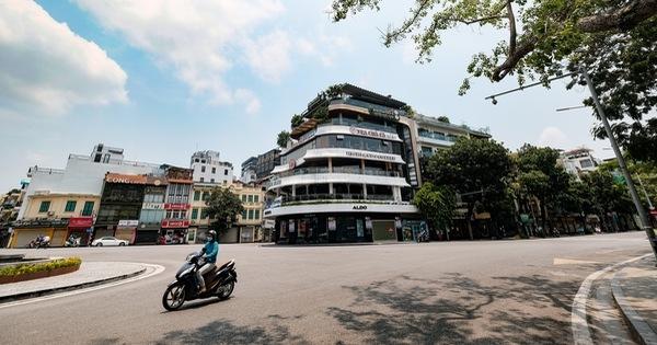Thời tiết hôm nay 5/8/2021: Hà Nội nắng nóng 38 độ C